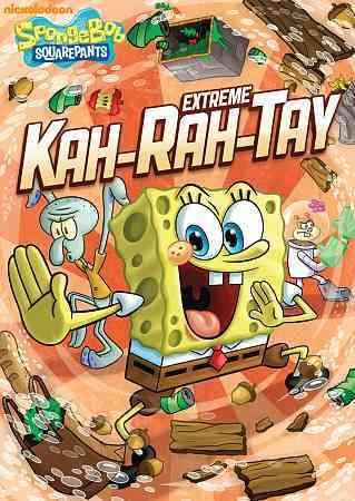 SPONGEBOB SQUAREPANTS:EXTREME KAH RAH BY SPONGEBOB SQUAREPANT (DVD)